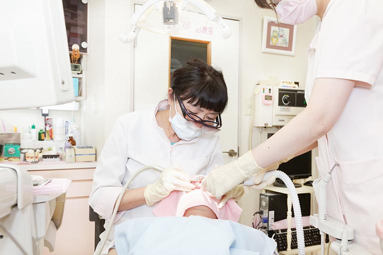 不安があればすぐに歯科医院へ